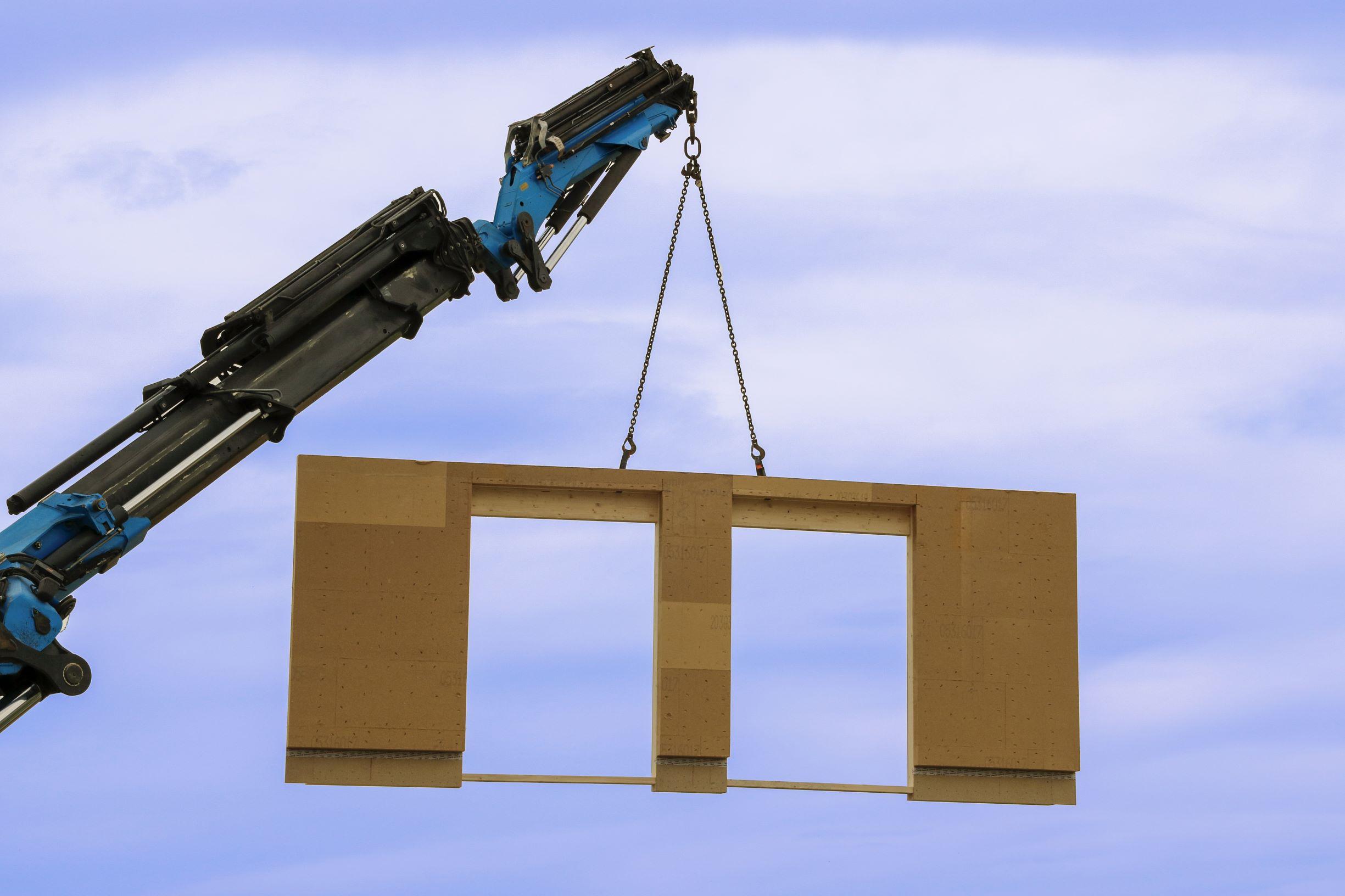 Vorteile des Holzsystembaus